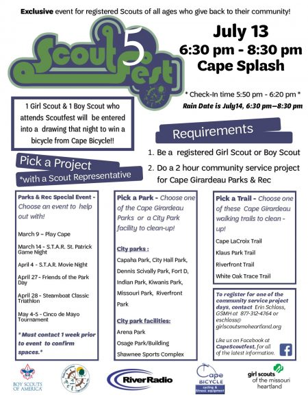 Scoutfest 5 flyer
