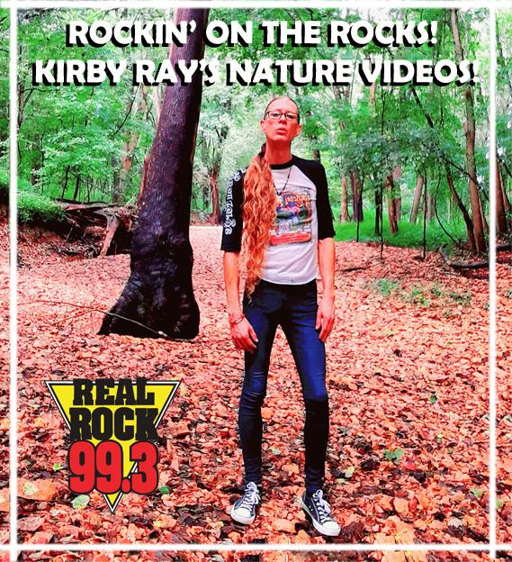 Rockin' On The Rocks!