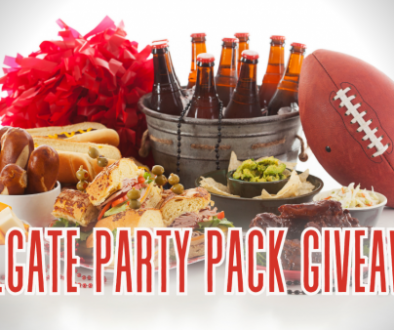 Tailgate Party Pack Giveaway 2020