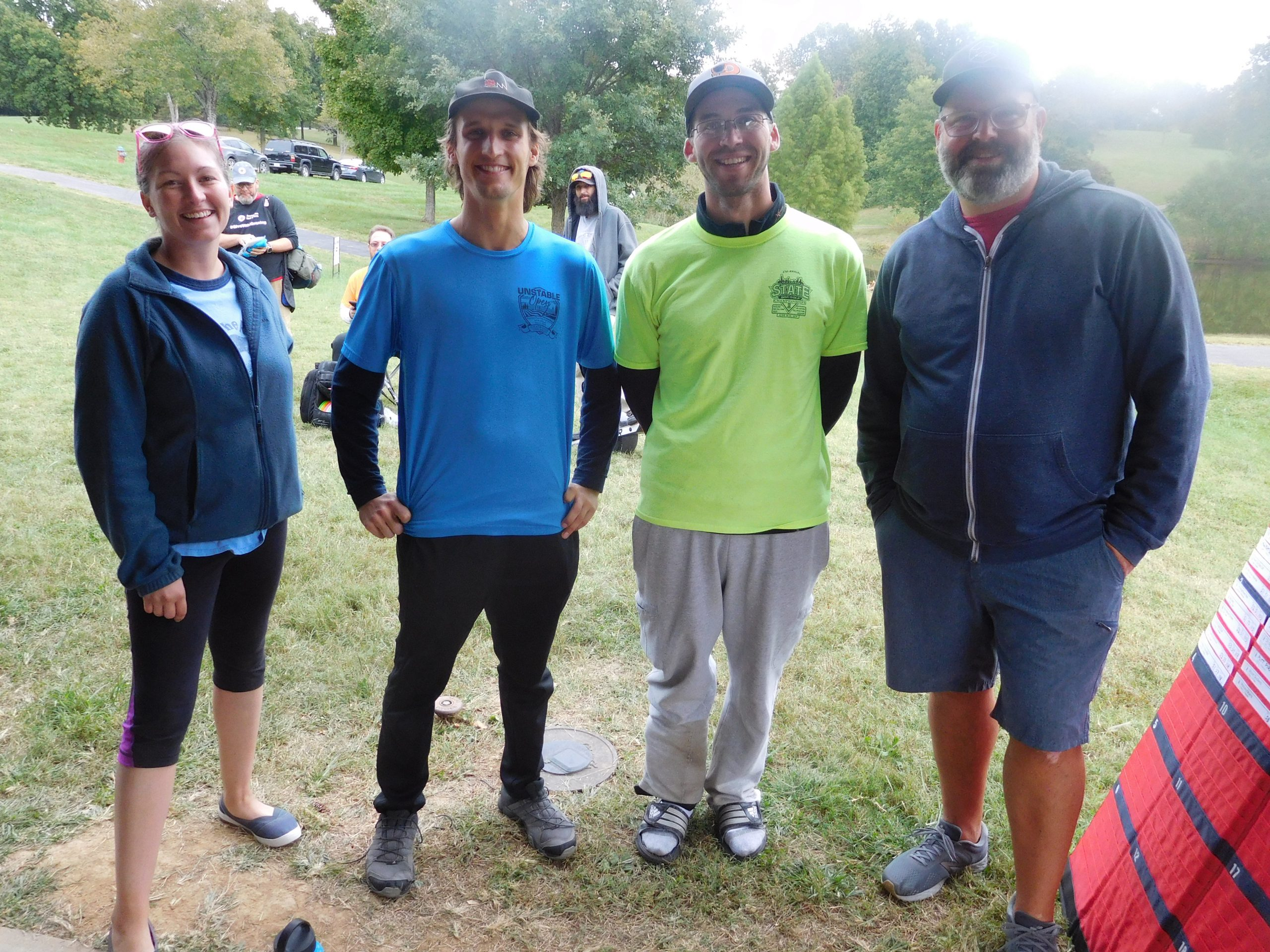 St. Jude Disc Golf Raises more than $3000!