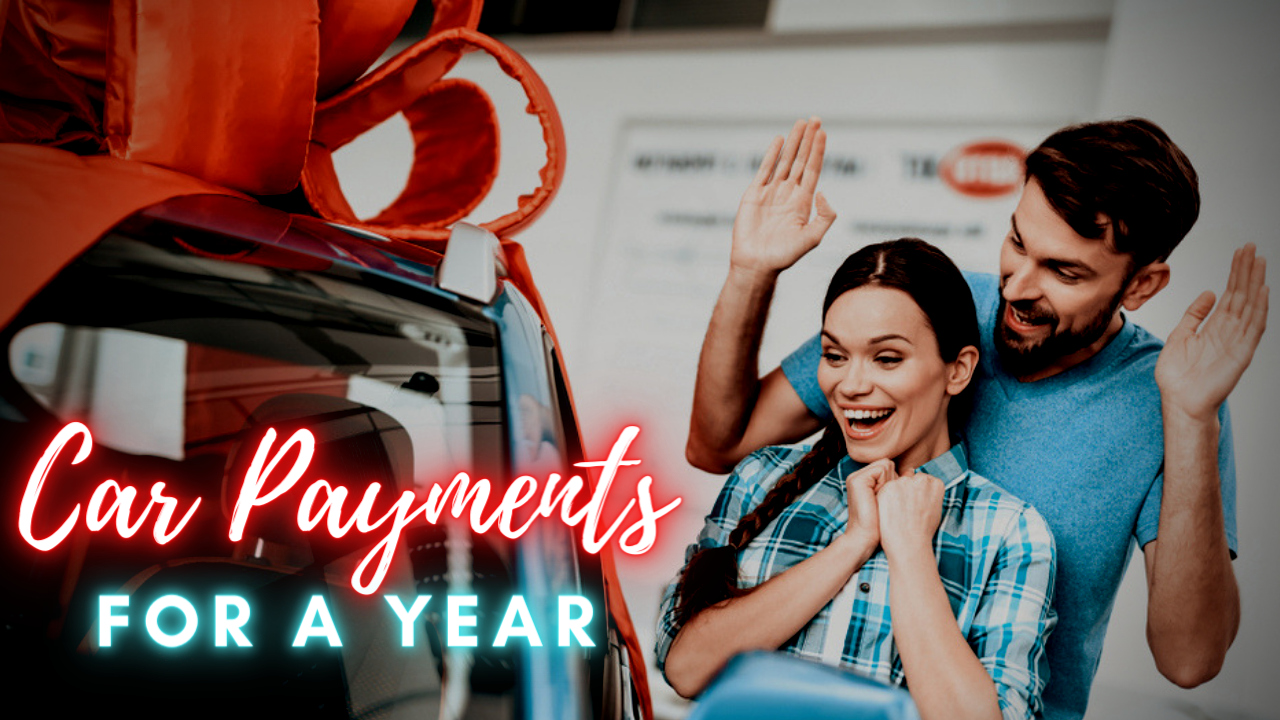 Win Free Car Payments for a Year